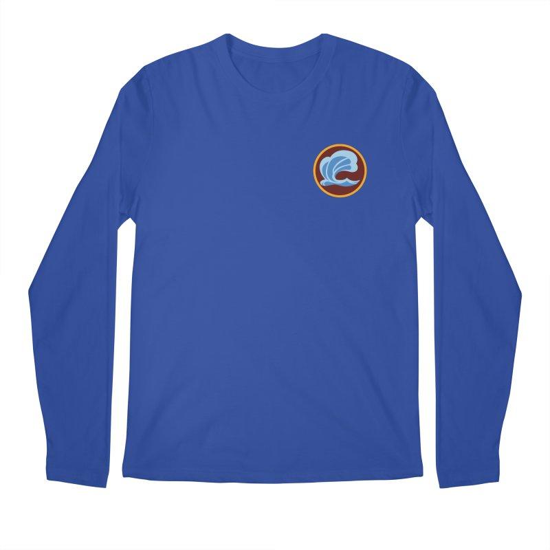 Foxbury Crest Men's Regular Longsleeve T-Shirt by The Sims Official Threadless Store