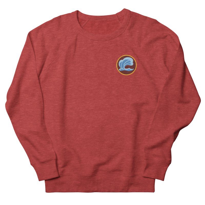 Foxbury Crest Men's French Terry Sweatshirt by The Sims Official Threadless Store