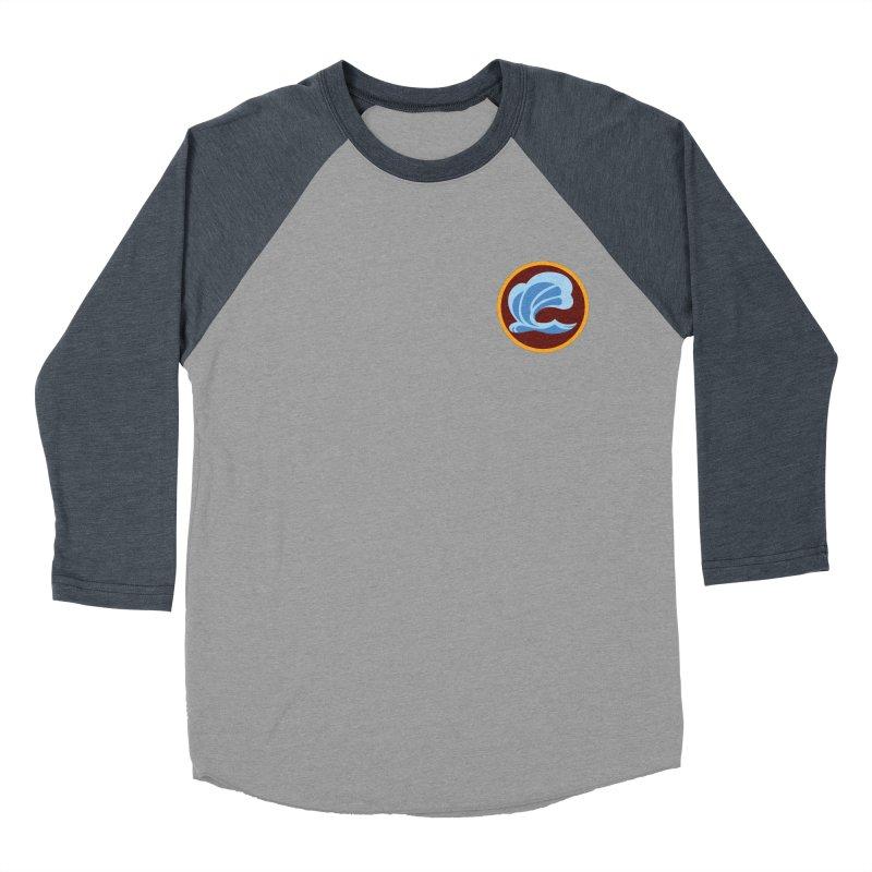 Foxbury Crest Women's Baseball Triblend Longsleeve T-Shirt by The Sims Official Threadless Store