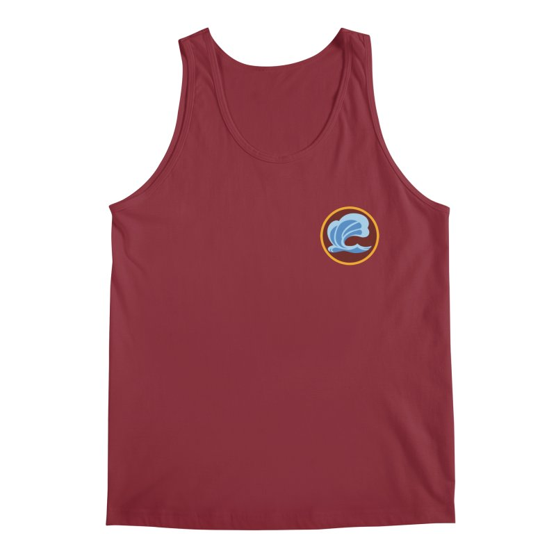 Foxbury Crest Men's Regular Tank by The Sims Official Threadless Store