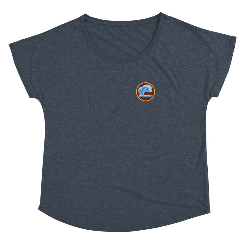 Foxbury Crest Women's Dolman Scoop Neck by The Sims Official Threadless Store