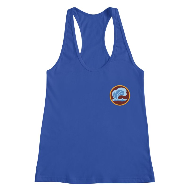 Foxbury Crest Women's Racerback Tank by The Sims Official Threadless Store