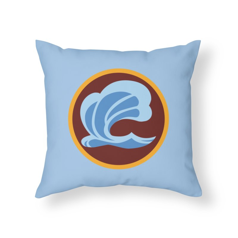 Foxbury Crest Home Throw Pillow by The Sims Official Threadless Store