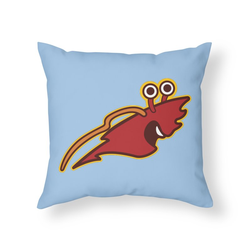 Foxbury Pincers Home Throw Pillow by The Sims Official Threadless Store