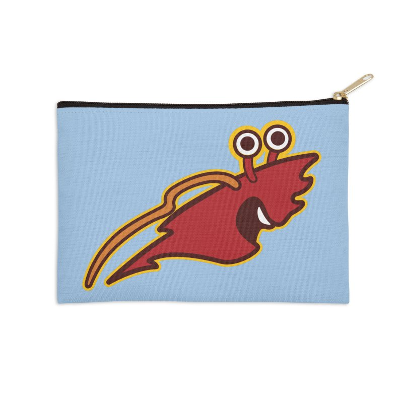 Foxbury Pincers Accessories Zip Pouch by The Sims Official Threadless Store