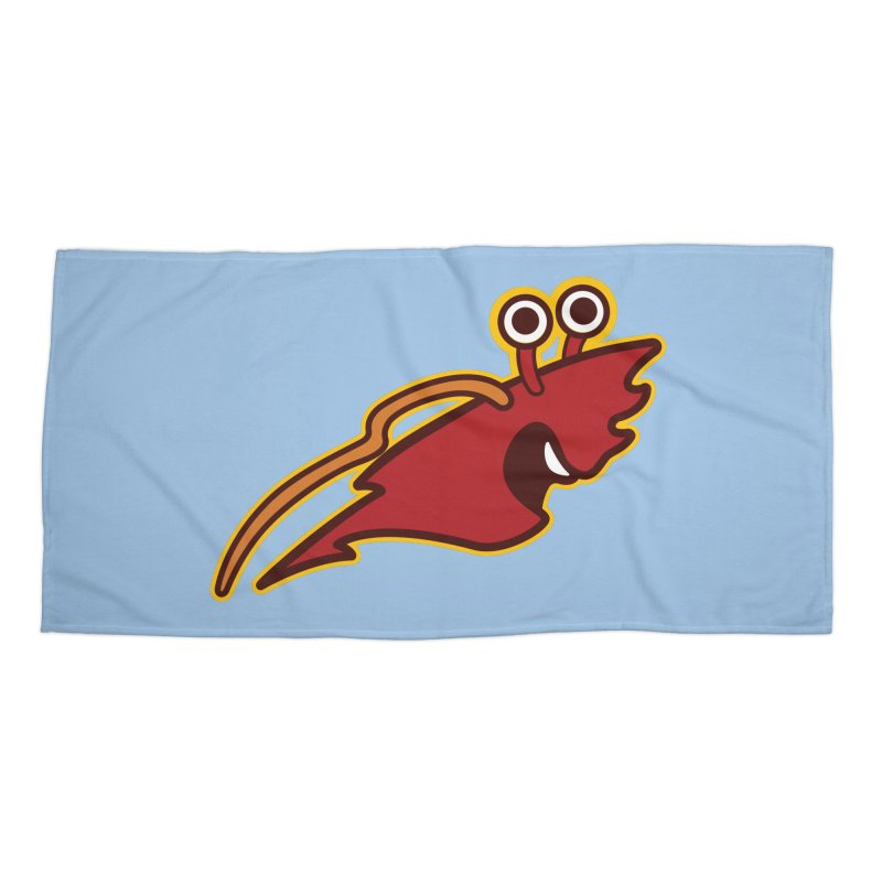 Foxbury Pincers Accessories Beach Towel by The Sims Official Threadless Store