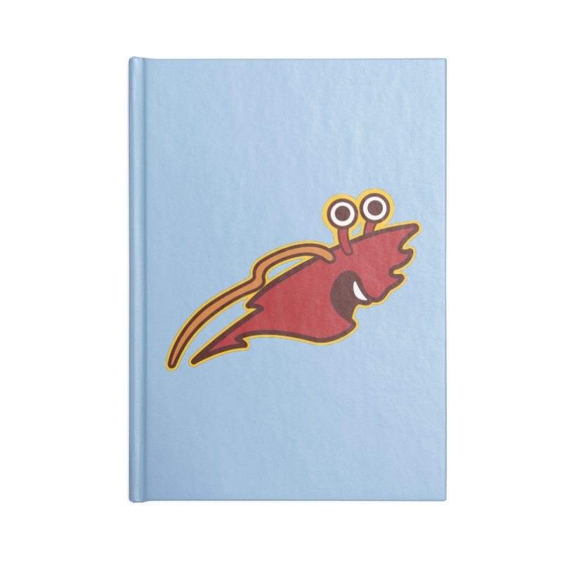 Foxbury Pincers Accessories Lined Journal Notebook by The Sims Official Threadless Store