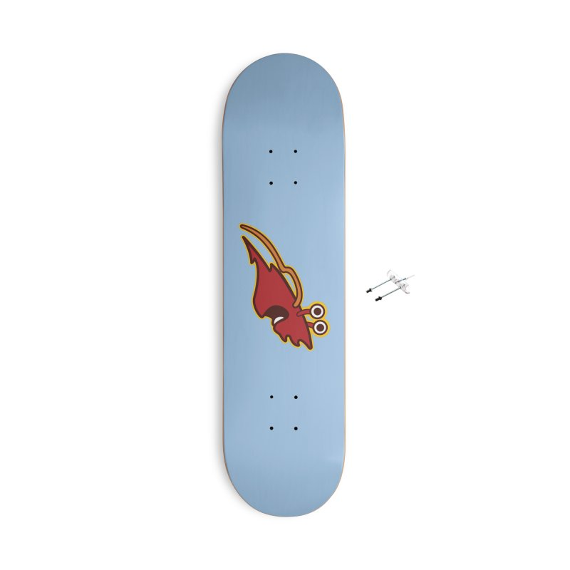 Foxbury Pincers Accessories With Hanging Hardware Skateboard by The Sims Official Threadless Store