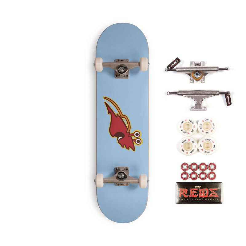 Foxbury Pincers Accessories Complete - Pro Skateboard by The Sims Official Threadless Store