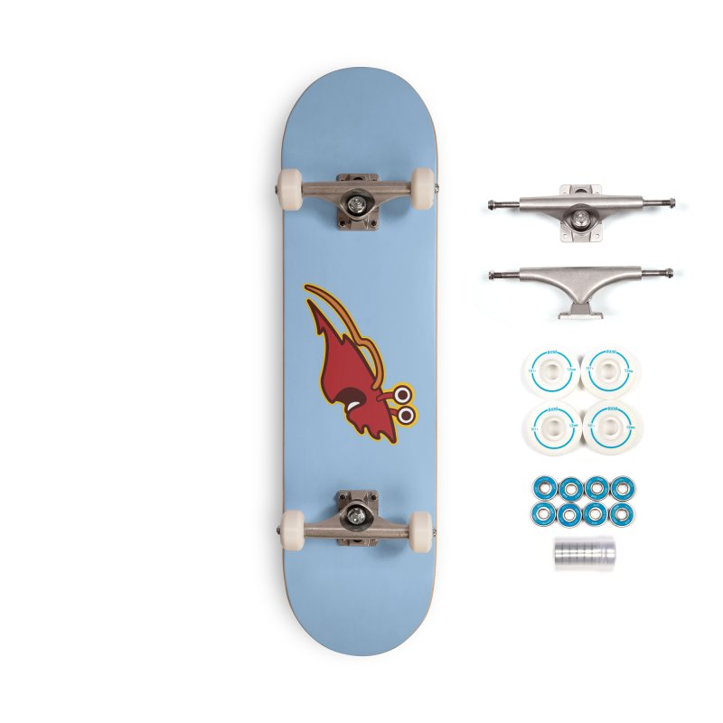 Foxbury Pincers Accessories Complete - Basic Skateboard by The Sims Official Threadless Store
