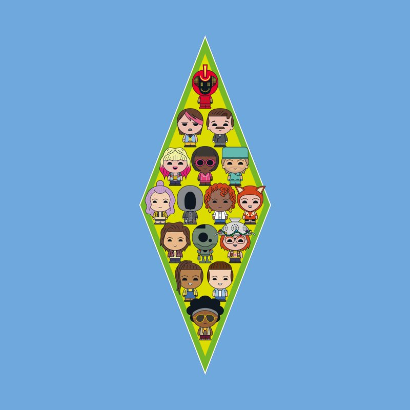 Plumbob People Men's T-Shirt by The Sims Official Threadless Store