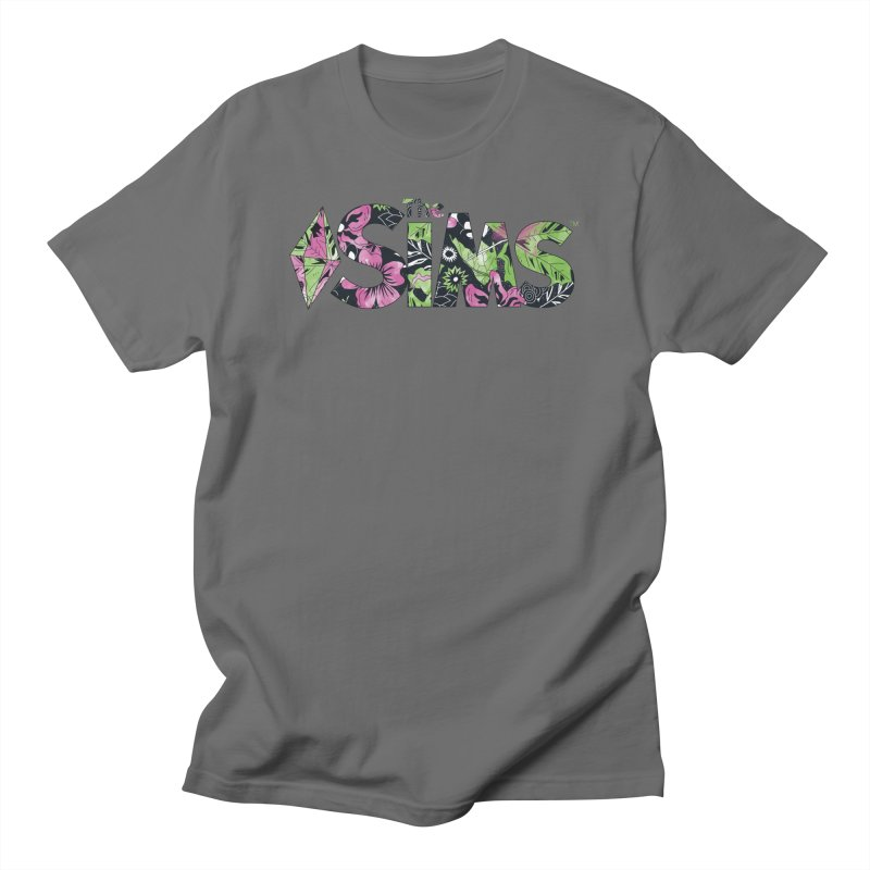 The Sims Florals Men's T-Shirt by The Sims Official Threadless Store