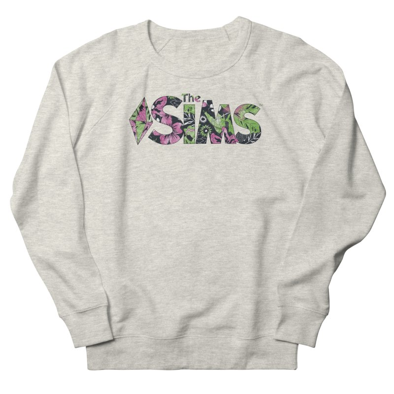 The Sims Florals Men's Sweatshirt by The Sims Official Threadless Store