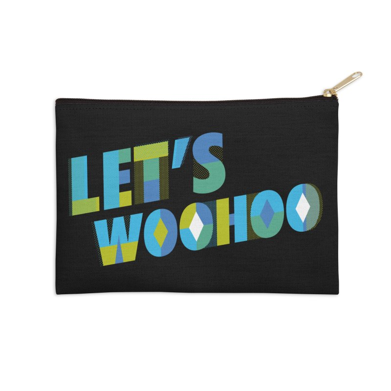 Let's WooHoo Accessories Zip Pouch by The Sims Official Threadless Store