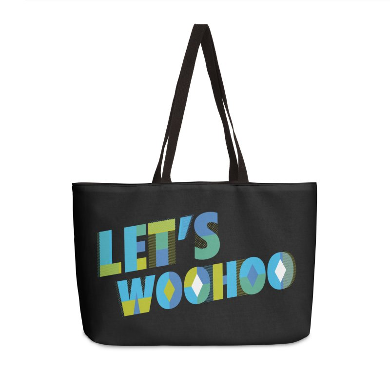 Let's WooHoo Accessories Weekender Bag Bag by The Sims Official Threadless Store