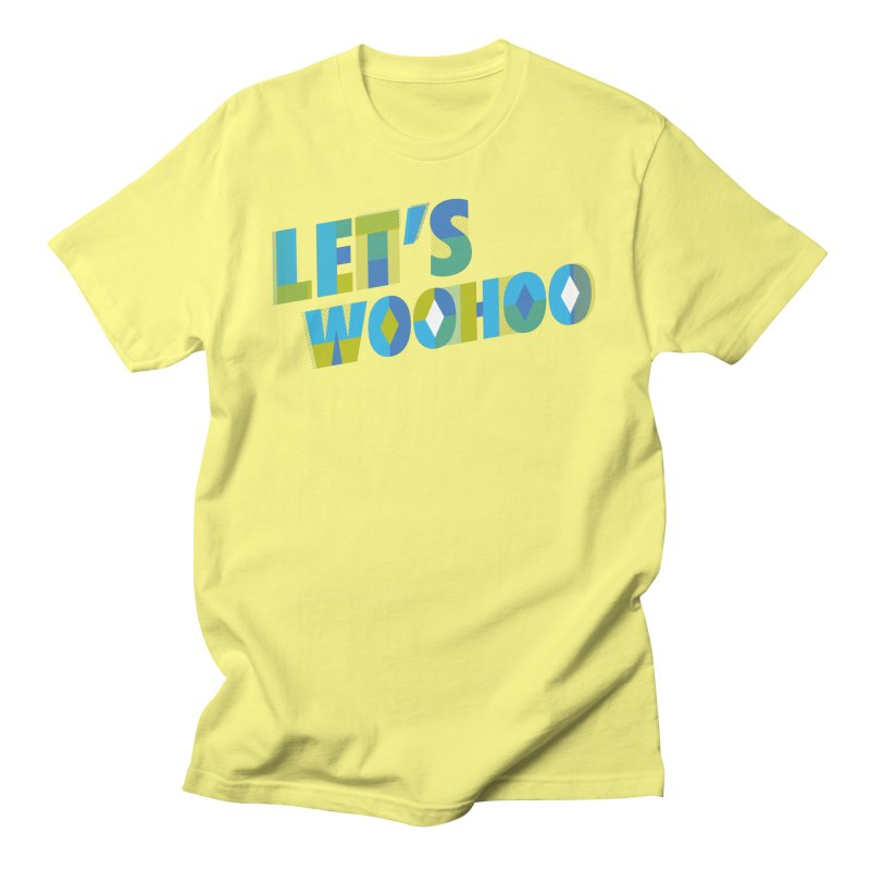 Let's WooHoo Men's T-Shirt by The Sims Official Threadless Store