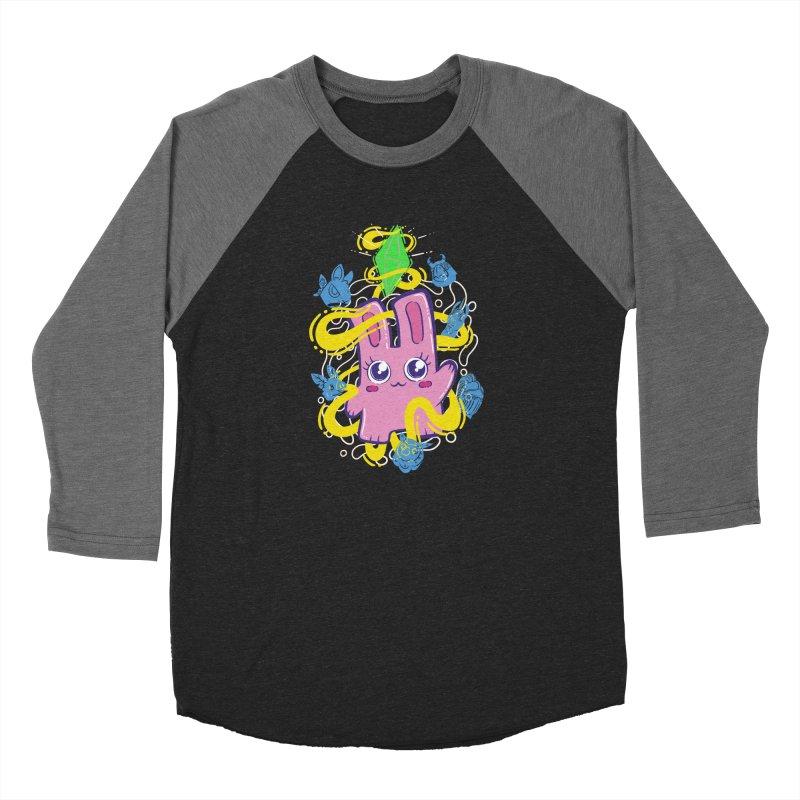 Freezer Bunny & Friends Men's Longsleeve T-Shirt by The Sims Official Threadless Store