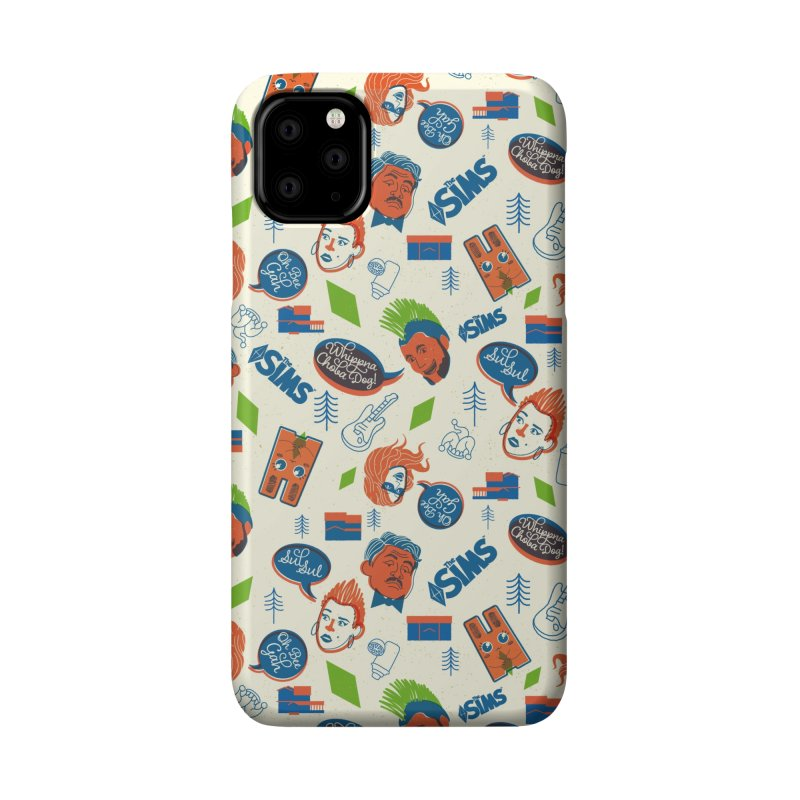 Simlish Level 1 Accessories Phone Case by The Sims Official Threadless Store