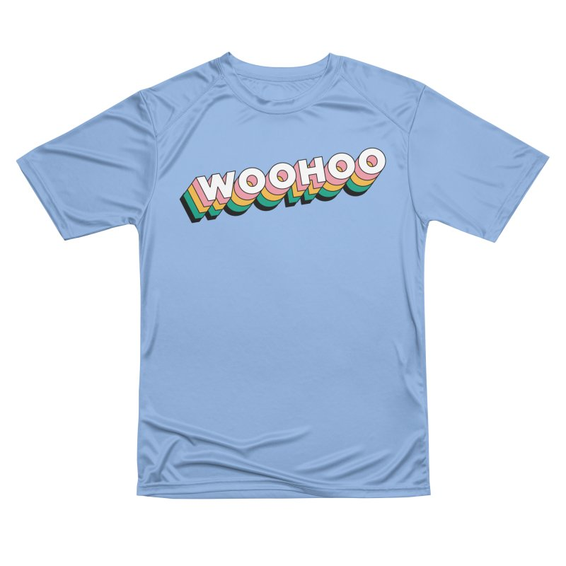 WooHoo - White Women's Performance Unisex T-Shirt by The Sims Official Threadless Store