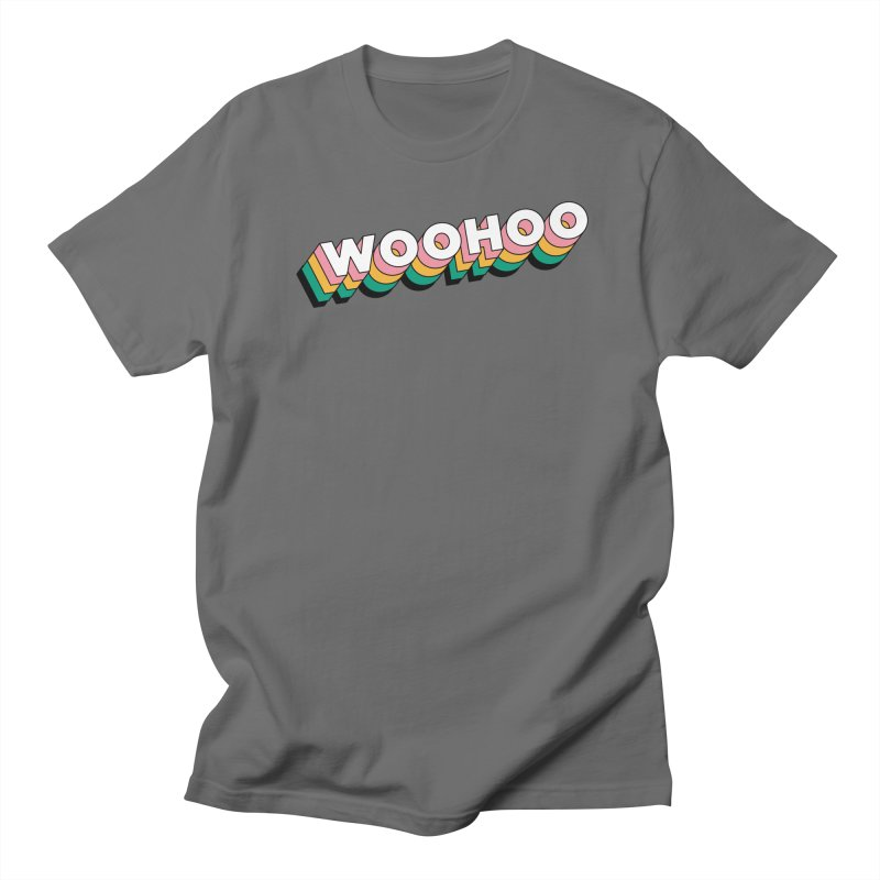WooHoo - White Men's T-Shirt by The Sims Official Threadless Store