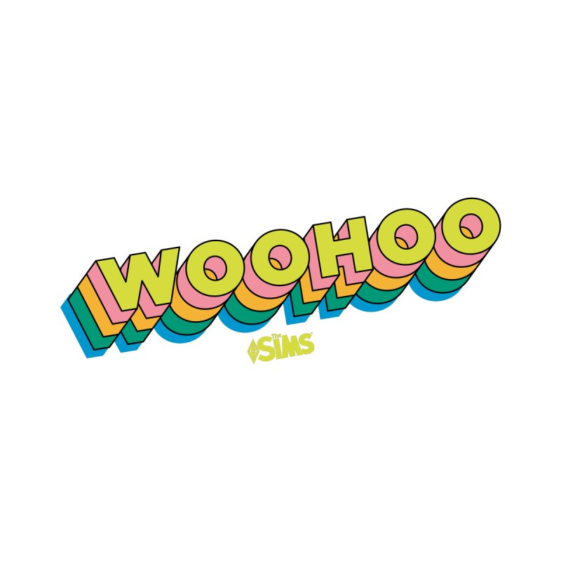 WooHoo - Yellow by The Sims Official Threadless Store
