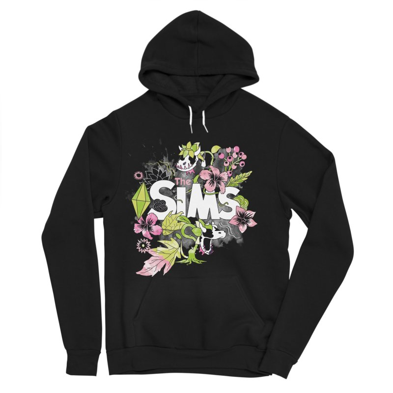 The Sims Garden Men's Sponge Fleece Pullover Hoody by The Sims Official Threadless Store