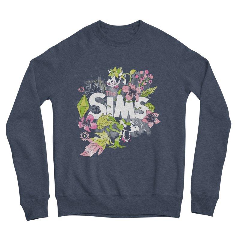 The Sims Garden Men's Sponge Fleece Sweatshirt by The Sims Official Threadless Store