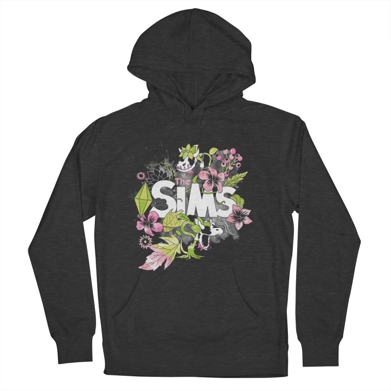 The Sims Garden Women's French Terry Pullover Hoody by The Sims Official Threadless Store