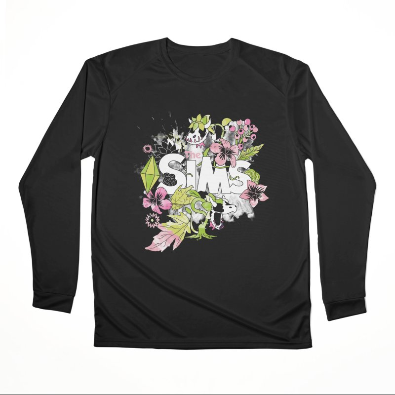 The Sims Garden Men's Performance Longsleeve T-Shirt by The Sims Official Threadless Store