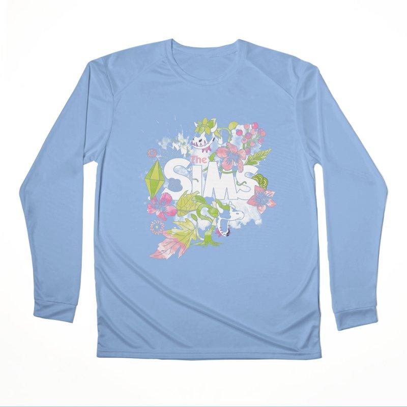The Sims Garden Women's Longsleeve T-Shirt by The Sims Official Threadless Store