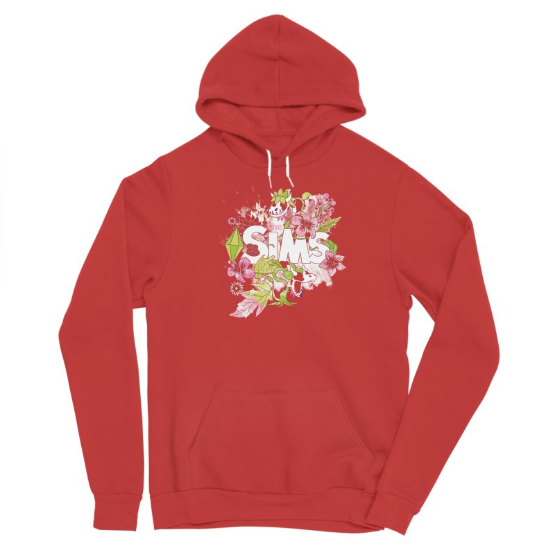 The Sims Garden Men's Pullover Hoody by The Sims Official Threadless Store