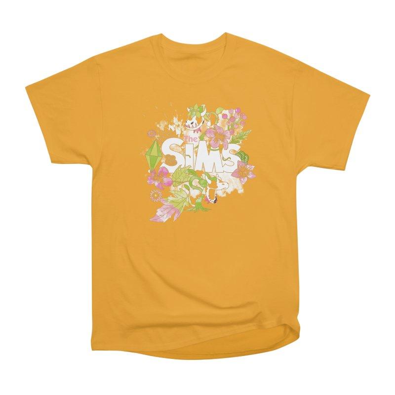 The Sims Garden Men's Heavyweight T-Shirt by The Sims Official Threadless Store