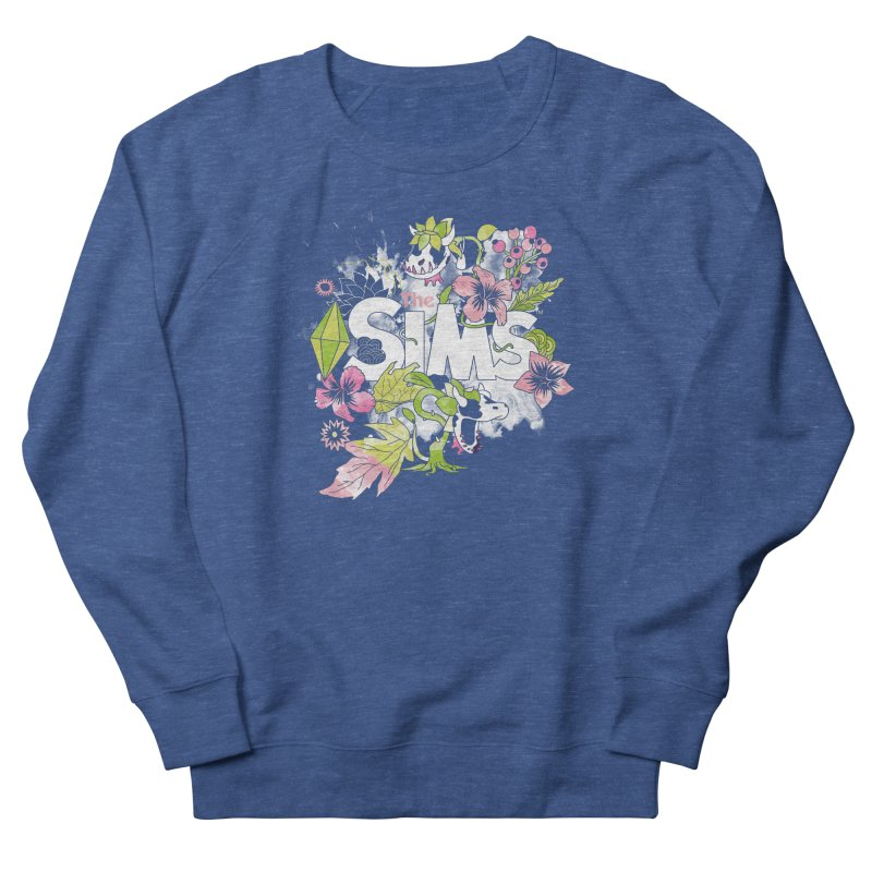 The Sims Garden Men's Sweatshirt by The Sims Official Threadless Store