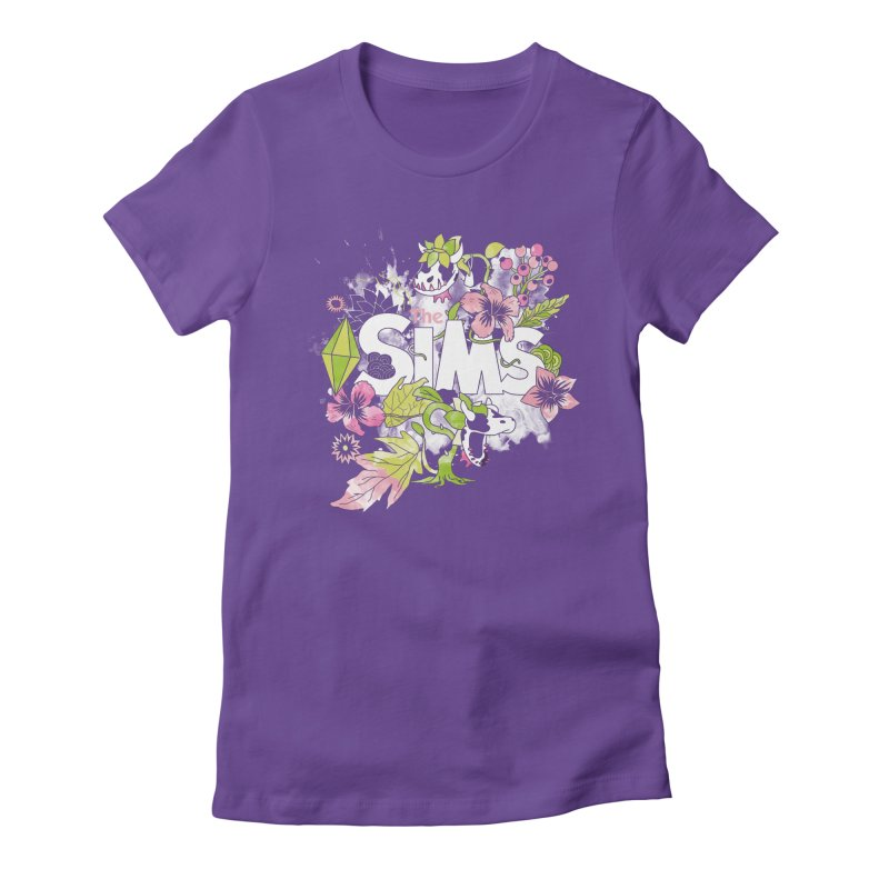 The Sims Garden Women's T-Shirt by The Sims Official Threadless Store