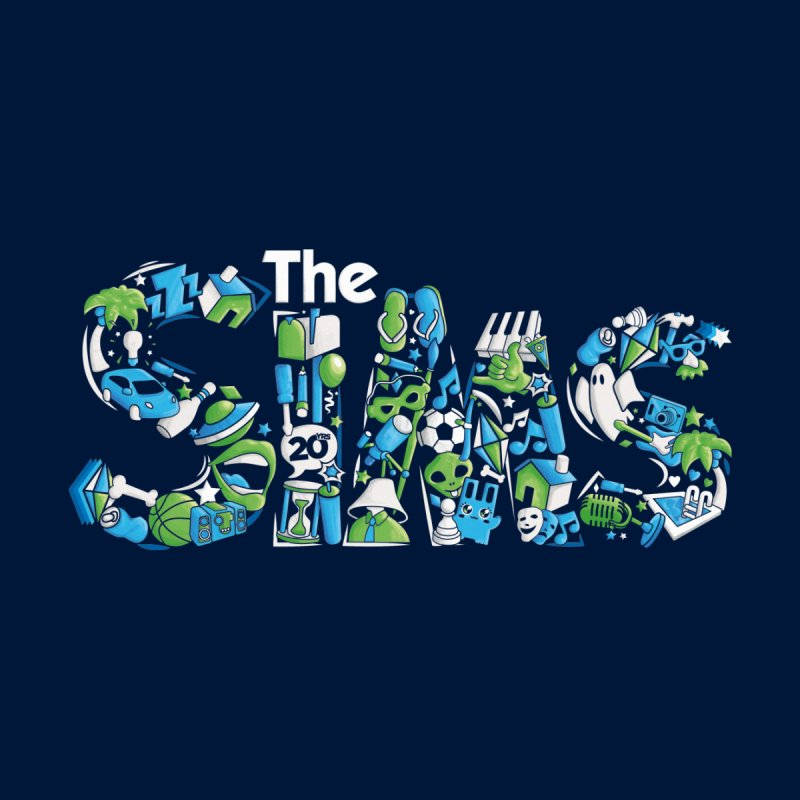 The Sims Men's T-Shirt by The Sims Official Threadless Store