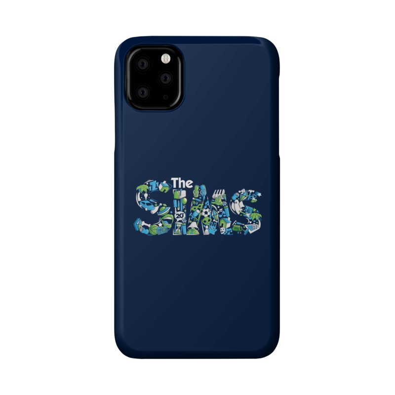 The Sims Accessories Phone Case by The Sims Official Threadless Store