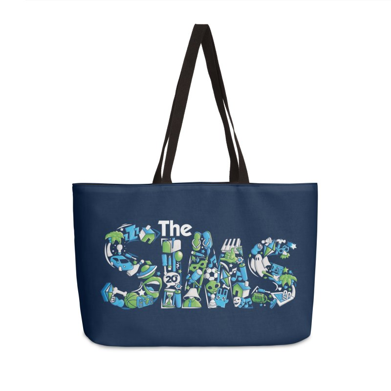 The Sims Accessories Weekender Bag Bag by The Sims Official Threadless Store