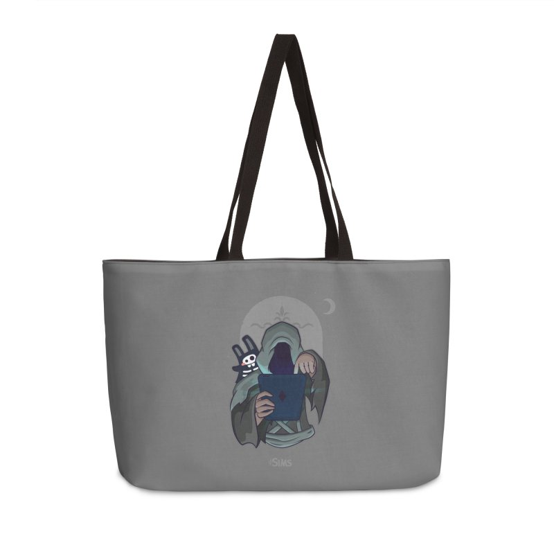 Grim Reaper - Grey Accessories Weekender Bag Bag by The Sims Official Threadless Store