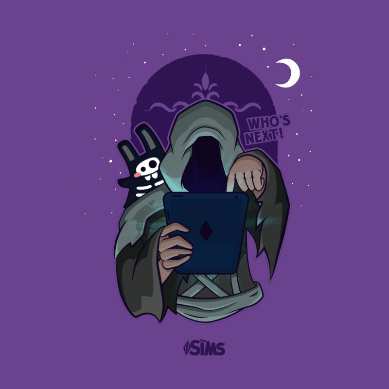 Who's next? by The Sims Official Threadless Store