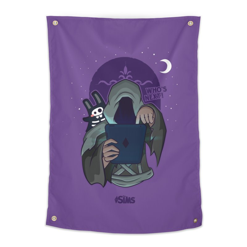 Who's next? Home Tapestry by The Sims Official Threadless Store
