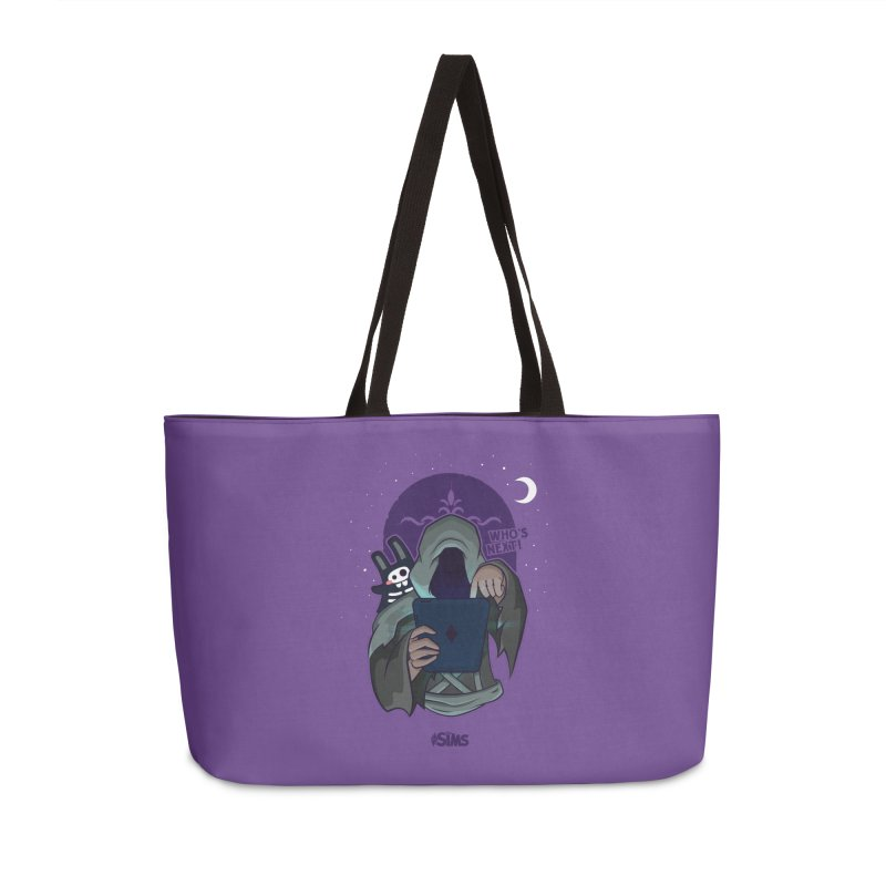 Who's next? Accessories Weekender Bag Bag by The Sims Official Threadless Store