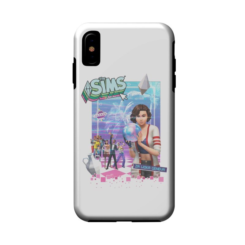 Precious Pixels Accessories Phone Case by The Sims Official Threadless Store