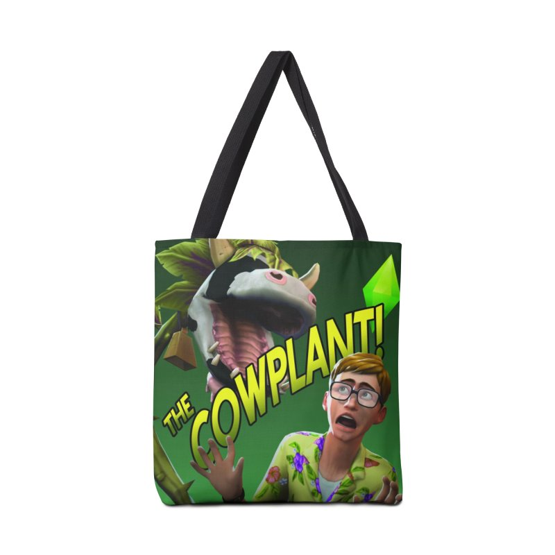 The Cowplant! Accessories Bag by The Sims Official Threadless Store