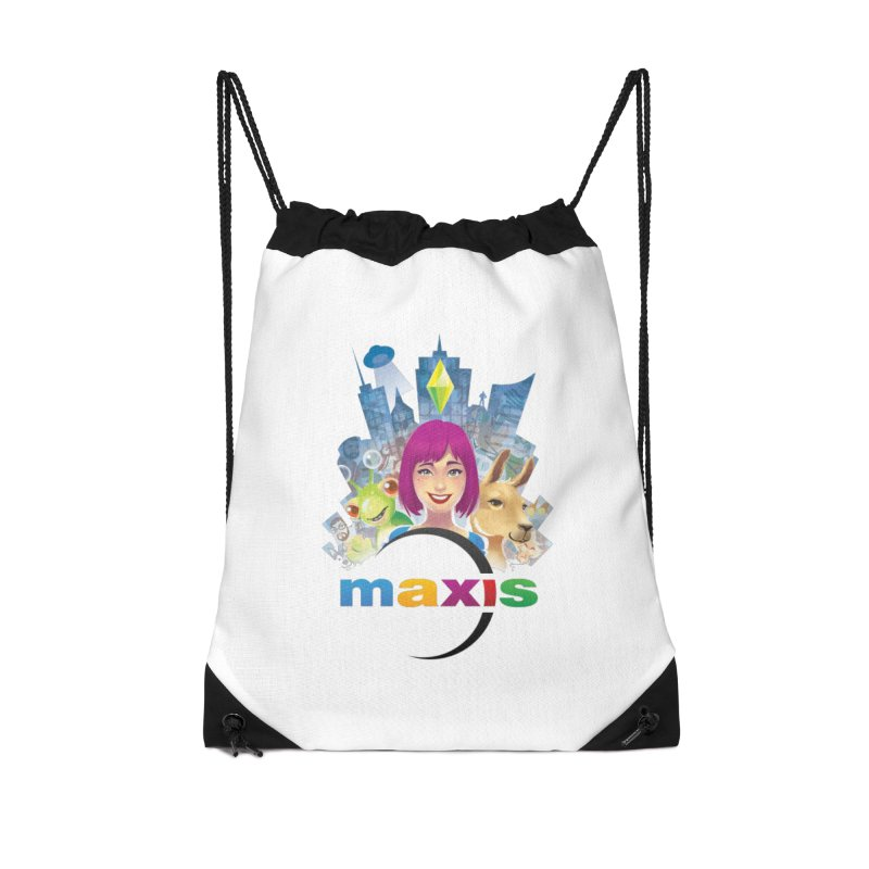 Maxis Studio Art Accessories Bag by The Sims Official Threadless Store