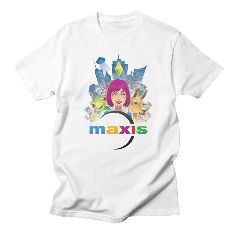 Maxis Studio Art Men's T-shirt by The Sims Official Threadless Store