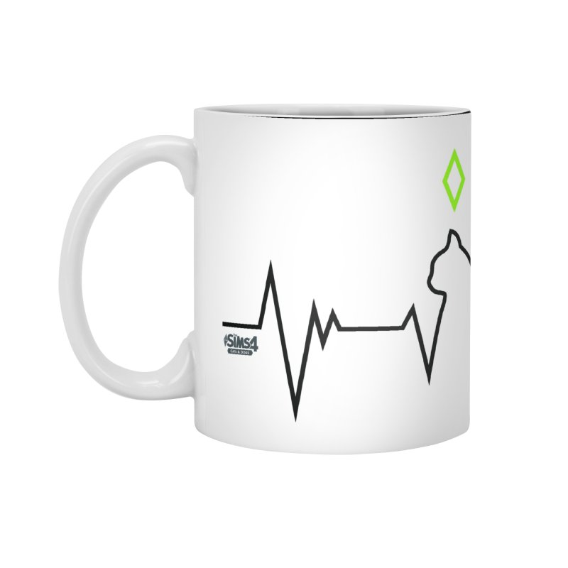 The Sims 4 Veterinarian - Cat Accessories Mug by The Sims Official Threadless Store