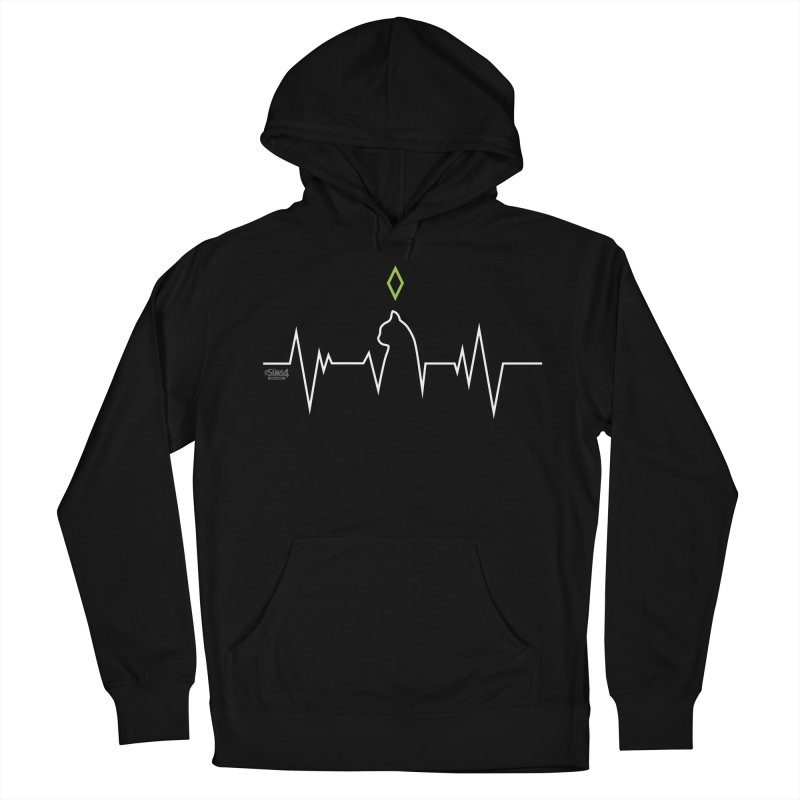 The Sims 4 Veterinarian - Cat Women's Pullover Hoody by The Sims Official Threadless Store