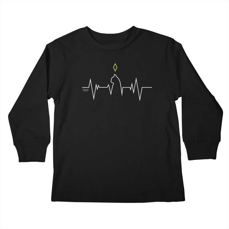 The Sims 4 Veterinarian - Cat Kids Longsleeve T-Shirt by The Sims Official Threadless Store