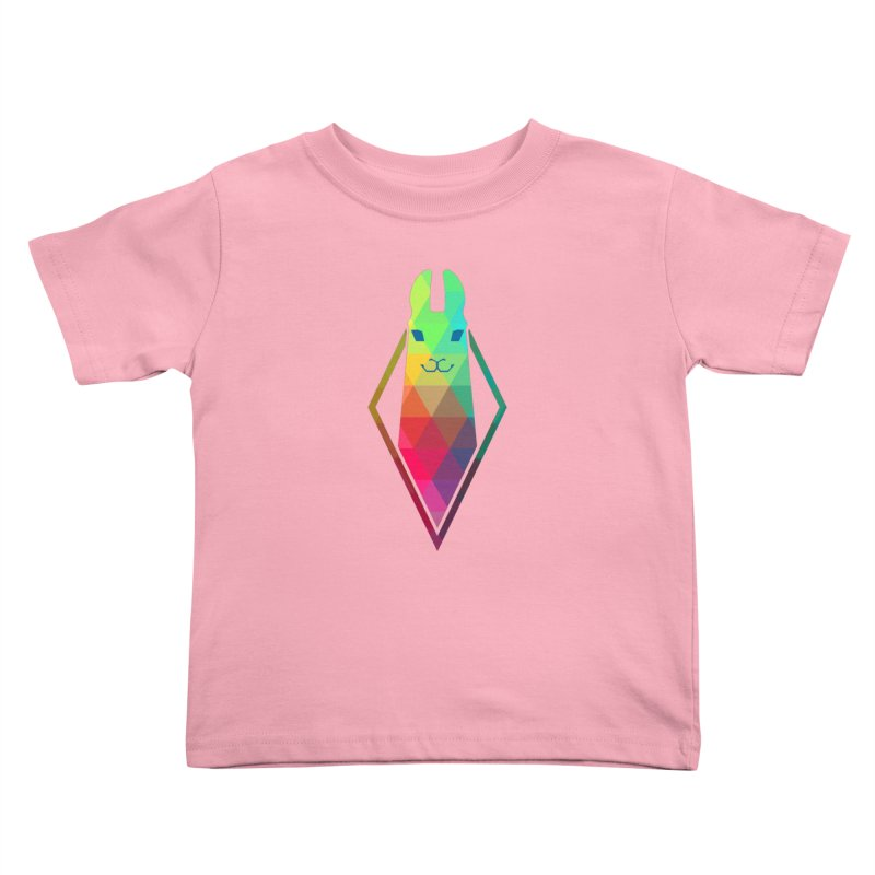 Awe-sim Llama Kids Toddler T-Shirt by The Sims Official Threadless Store