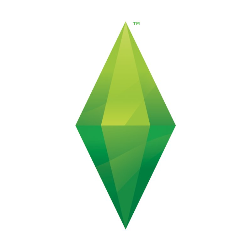 Green Plumbob Men's Triblend Tank by The Sims Official Threadless Store